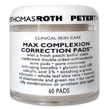 Peter Thomas Roth Max Complexion Correction Pads Skincare