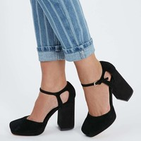 SUSIE Platforms - Shoes