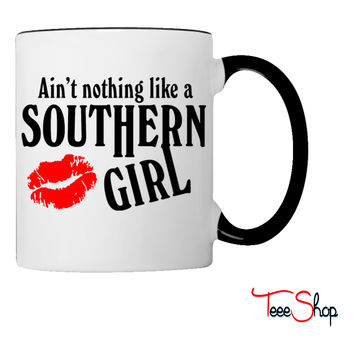 Southern Girl Coffee & Tea Mug