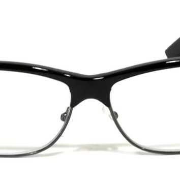 Retro Clubmaster Reading Glasses Classic Dean Style Reader
