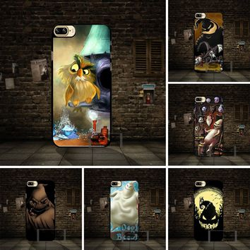 Oogie Boogie phone Case Cover For Samsung Galaxy A3 A5 A7 J3 J5 J7 2016 2017 J1 J2 A8 A9 E5 E7 C5 C7 ON5