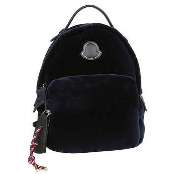 Velvet Juniper Backpack by Moncler