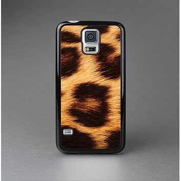 The Real Cheetah Print Skin-Sert Case for the Samsung Galaxy S5