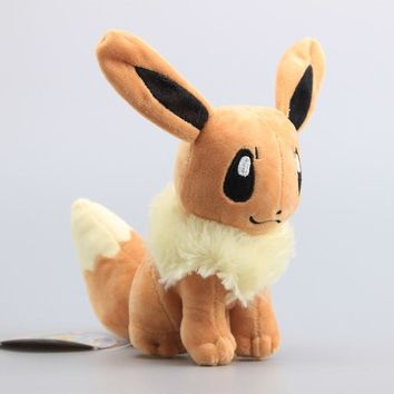 "8"" Eevee Pokemon Plush"