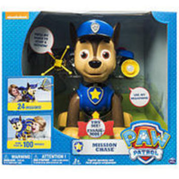 Paw Patrol Mission - Chase