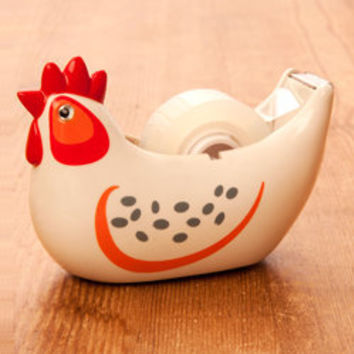 Chicken Tape Dispenser - See Jane Work