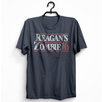 Reagan's Zombie Men's T-Shirt