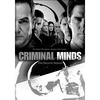 Criminal Minds poster Metal Sign Wall Art 8in x 12in Black and White