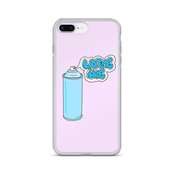 Love Me iPhone Case