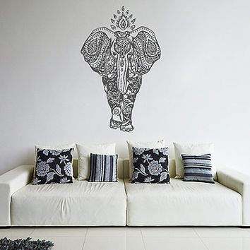 Shop Indian Elephant Painting On Wanelo