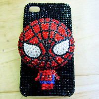 Fashion spider man iphone 5 case iphone 4 case iphone 4s by hicase