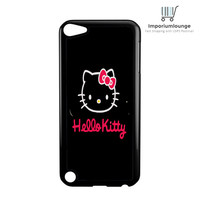cute hello kitty For IPod 4|5 Case