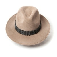 Amber Trilby | Penmayne of London | Wolf & Badger