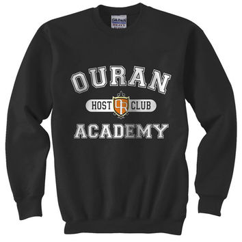 Ouran High School Host Club Academy Crewneck Sweatshirt - Unisex
