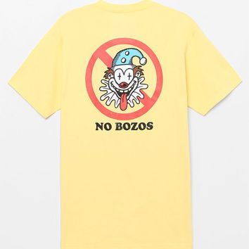 OOPS No Bozos T-Shirt at PacSun.com
