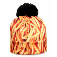 French Fries Beanie