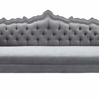 Brooks Velvet Sofa