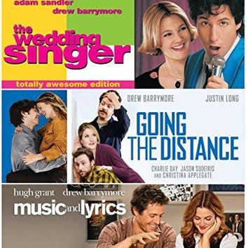 Drew Barrymore Triple Feature: (The Wedding Singer / Music and Lyrics / Going the Distance)
