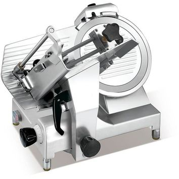 "Admiral Craft SL300C Commercial High Torque Slicer 1/2 Horsepower 12"" Blade"