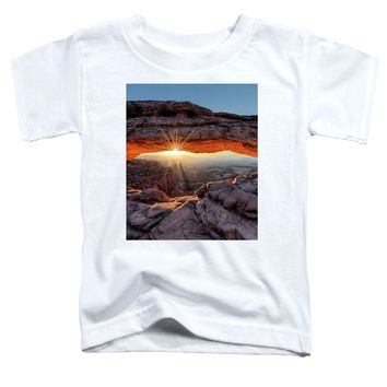 Mesa Arch Sunburst - Toddler T-Shirt
