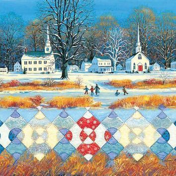 Steeple Chase 500pc Jigsaw Puzzle