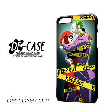 Joker & Harley Quinn DEAL-5915 Apple Phonecase Cover For Iphone 6/ 6S Plus