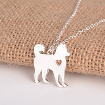 Husky Necklace