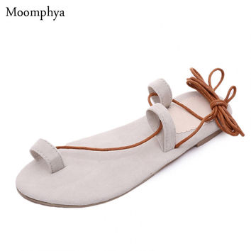 Fashion stlye 2016 women sandals low heel wedges summer casual single shoes woman sandal fashion soft slippers shoes for women