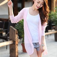 Candy Ultra Thin Cardigan