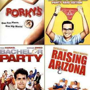 PORKY'S/REVENGE OF THE NERDS/BACHELOR
