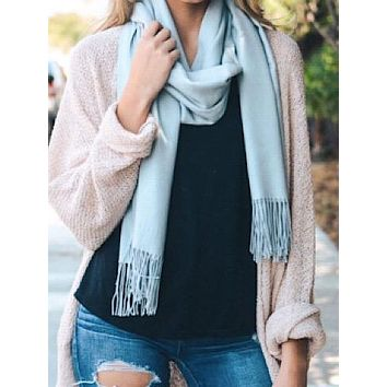 Chilly Nights Scarf