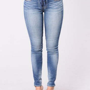 Body Rock Jeans - Medium Blue