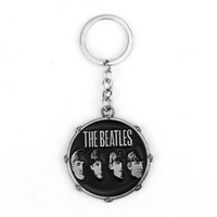 HCXX The Beatles Keychains