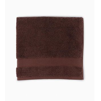 Bello Brown Towels and Tub Mat by Sferra ON SALE!