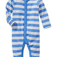 Old Navy Patterned One Pieces For Baby