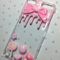 iPod 5 pink decoden case