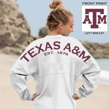 Texas A&M® Est. 1876 - Classic Spirit Jersey®