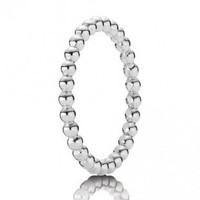 Pandora Silver Eternal Cloud Ring