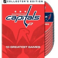 NHL Washington Capitals 10 Greatest Games