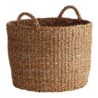 Oversized Seagrass Basket - New