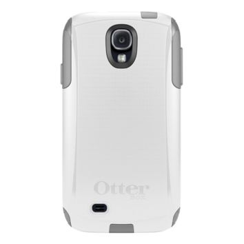 OtterBox Commuter Series Case for Samsung Galaxy S4 - Carrier Packaging - Glacie