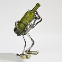 Recycled Metal - Merlotbot