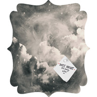 Caleb Troy Find Me Among The Stars Quatrefoil Magnet Board