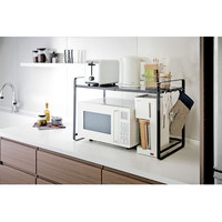 "EXPANDABLE KITCHEN COUNTER SHELF ""TOWER"""