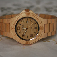 Wooden Watch For Women or Men