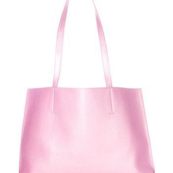 Metallic Candy Shoulder Bag