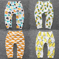 SK1011 2016 Spring fashion children pants for boys and baby girls Leggings pants children clothing  baby kids clothes