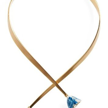 Tory Burch Flower Bud Collar Necklace | Nordstrom
