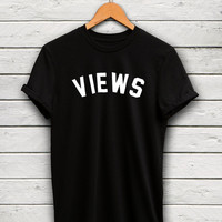 Drake Views Shirt - views from the 6 shirt, drake top, drake tshirt, drizzy tshirt, drake t-shirts, drizzy shirt, 6 god tshirt, 6 god shirt