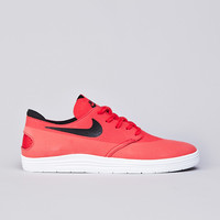 Flatspot - Nike SB Lunar Oneshot Light Crimson / Black